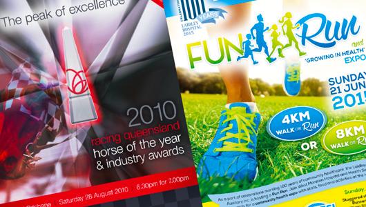 Smartink Graphic Design Brisbane - Events