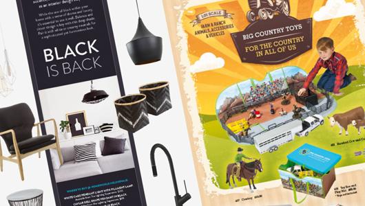 Smartink Graphic Design Brisbane - Retail